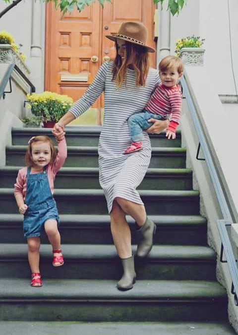 La un pas de Stylish Mom Predeal (fashion&family break, 28-30 martie)