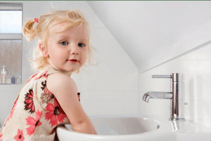 Primele reguli de igiena pe care trebuie sa le invete copilul tau