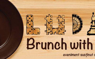 Ți-am făcut program LUDIC în fiecare duminică – Brunch with Kids
