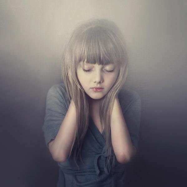 Emoțiile copiilor, capturate în fotografii