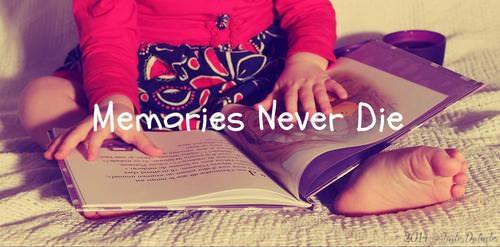 Metode simple prin care aduni amintirile din copilărie pentru mai târziu