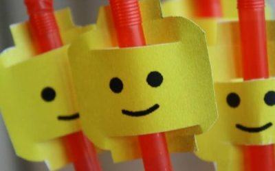 Super petrecere tematică: LEGO style!