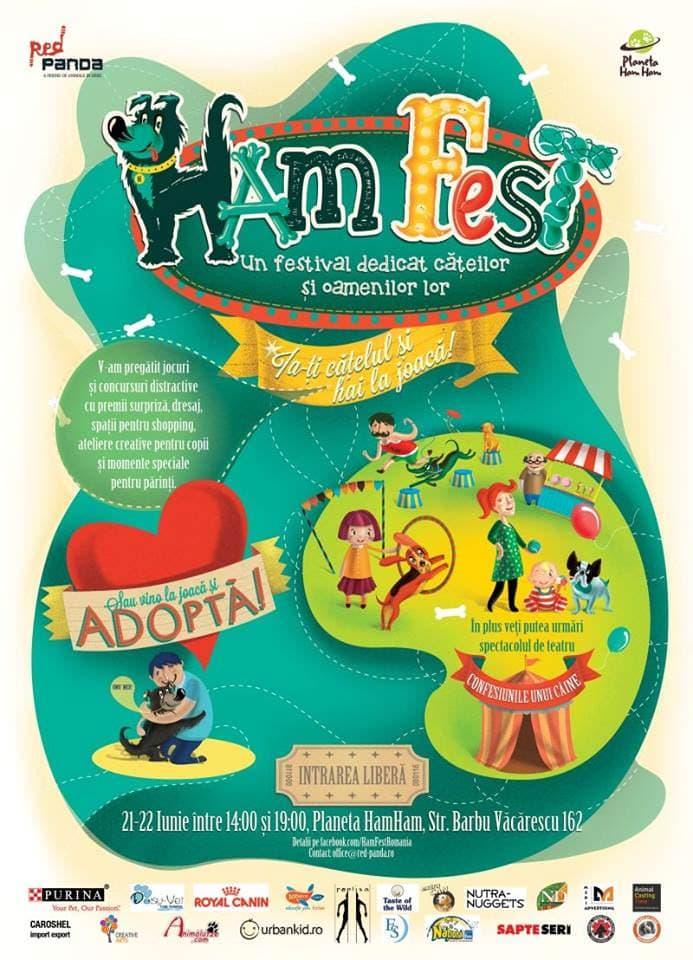 Invitatie la Ham Fest – 21-22 iunie
