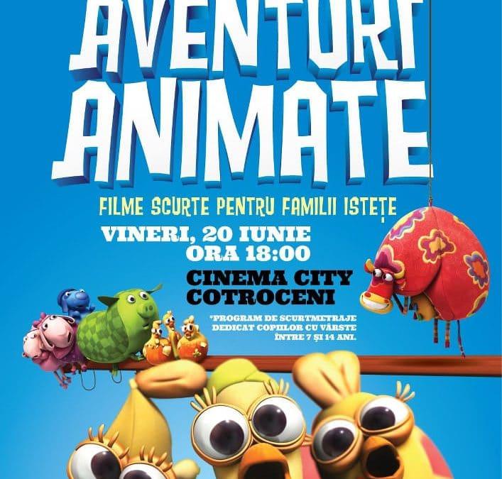 Aventuri Animate pentru copii și adulți la ShortsUP