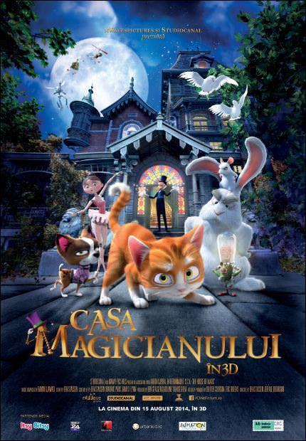 Magie & prietenie – despre un film care chiar nu trebuie ratat – Casa Magicianului