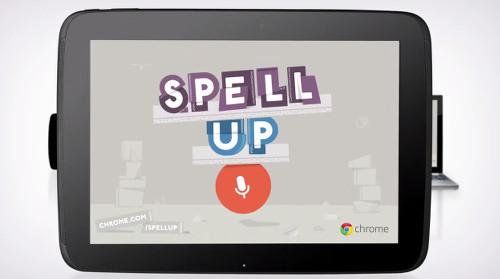 Spell Up de la Google sau cum înveți engleză prin joc