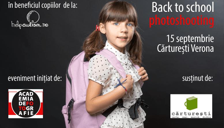 Fotografii pentru copii, special pentru început de școală
