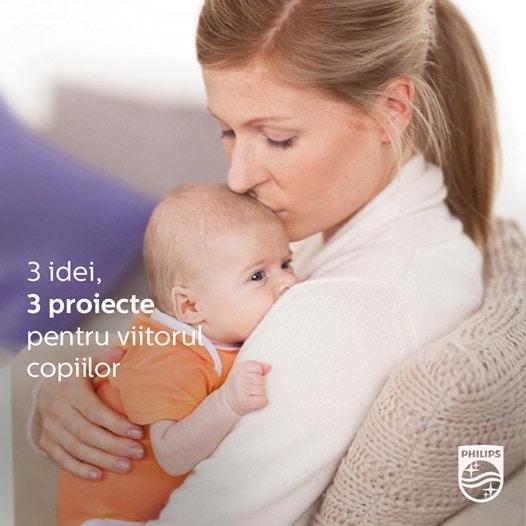 3 idei de viitor vor fi implementate de Philips