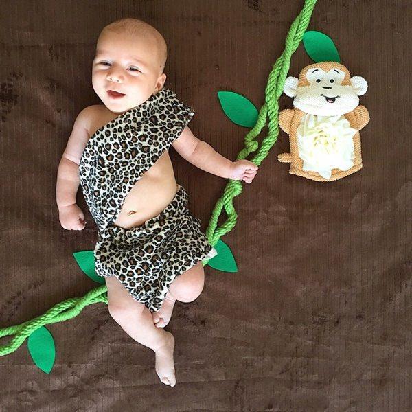 Idei de costume pentru bebeluși