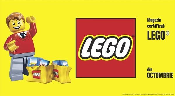 Doua noi Magazine Certificate LEGO® isi deschid portile in AFI Palace Cotroceni si Ploiesti