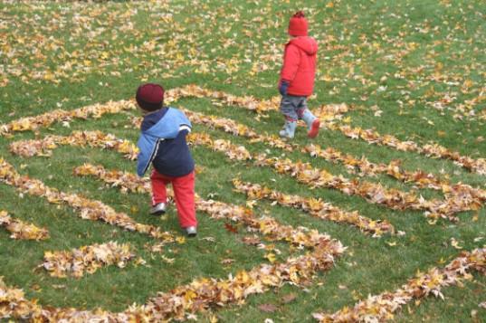 5 idei de proiecte cu frunzele de toamnă
