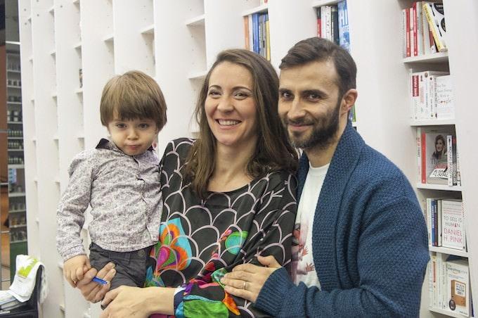 Autorii Razvan si Diana Mottok