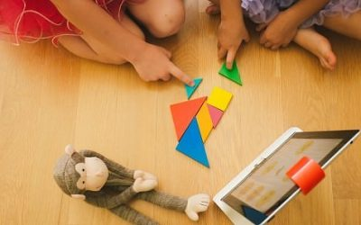 OSMO – un joc de iPad pe care îl joci în afara ecranului