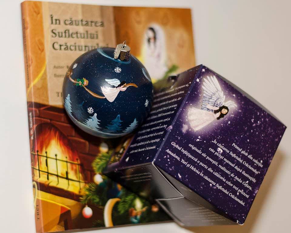 În căutarea Sufletului Crăciunului – o carte frumoasă și un giveaway