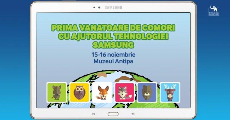 Distractie si tehnologie pentru cei mici, in exclusivitate la Muzeul Antipa