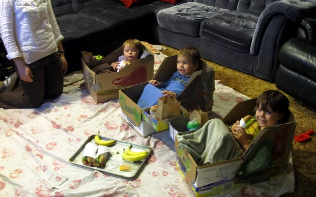 DIY – Cinema drive-in