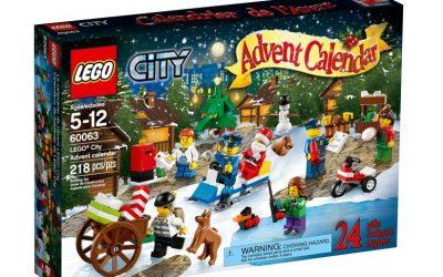 Două de la Lego – numai bune de Decembrie