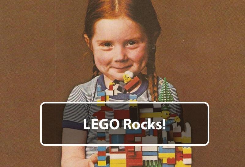 Secțiune dedicată LEGO by UrbanKid.ro