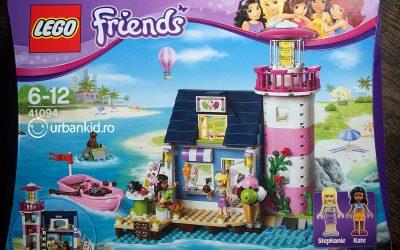 Review LEGO 41094: Farul din Heartlake