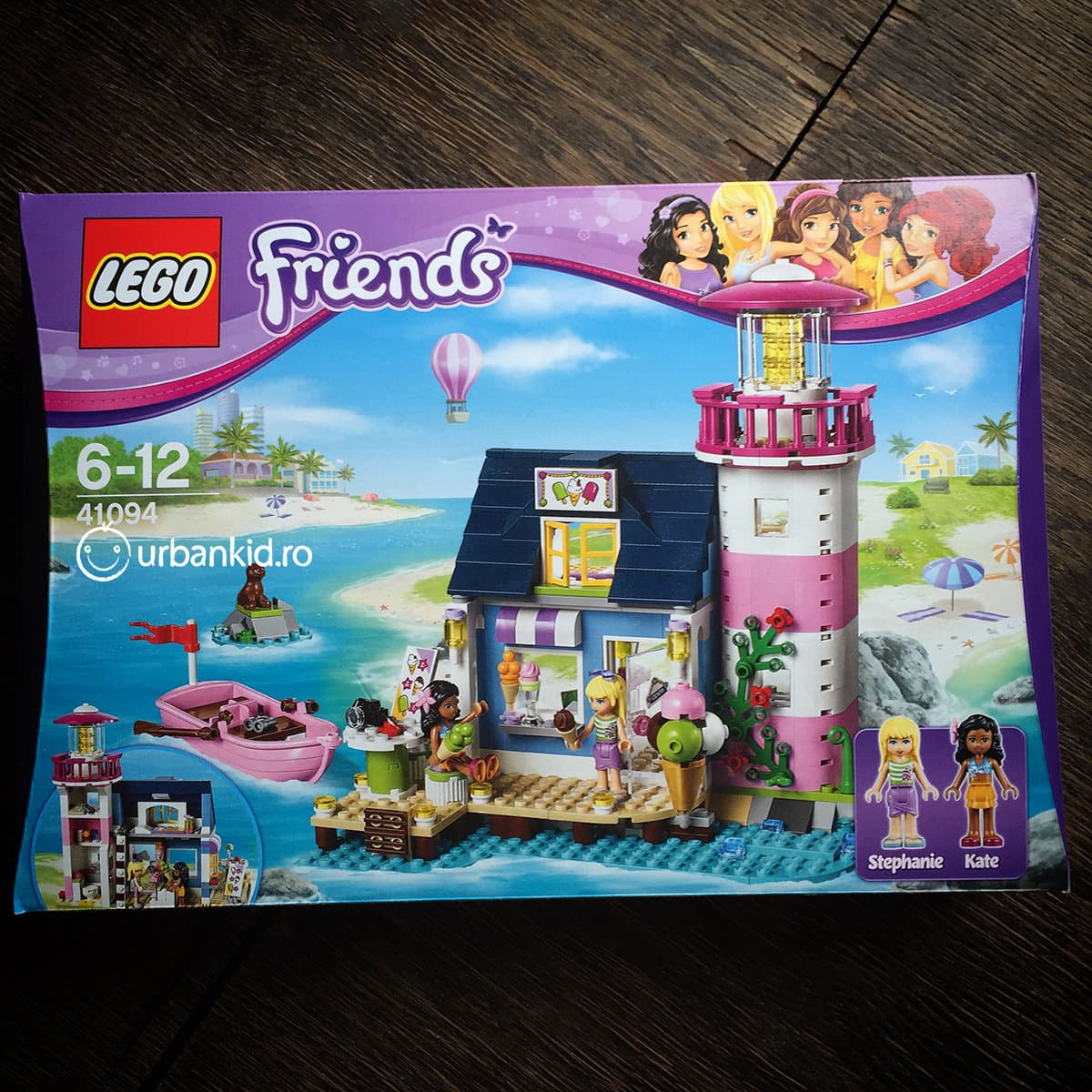 Review LEGO 41094: Farul din Heartlake