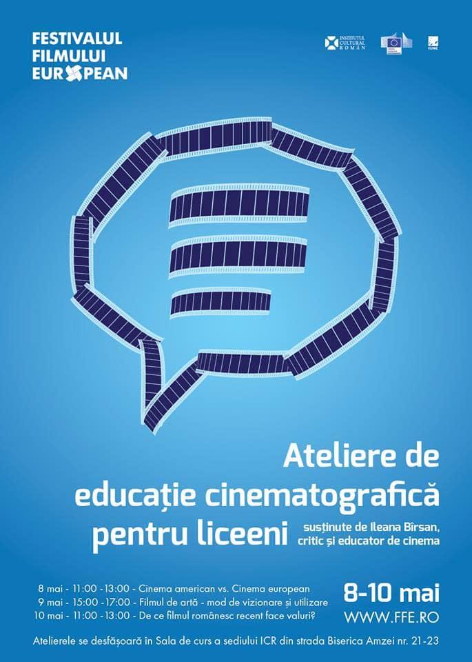 ateliere educatie cinematografica