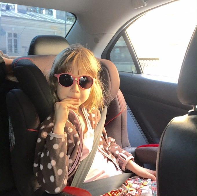 Ochelarii de soare nu sunt o fiță