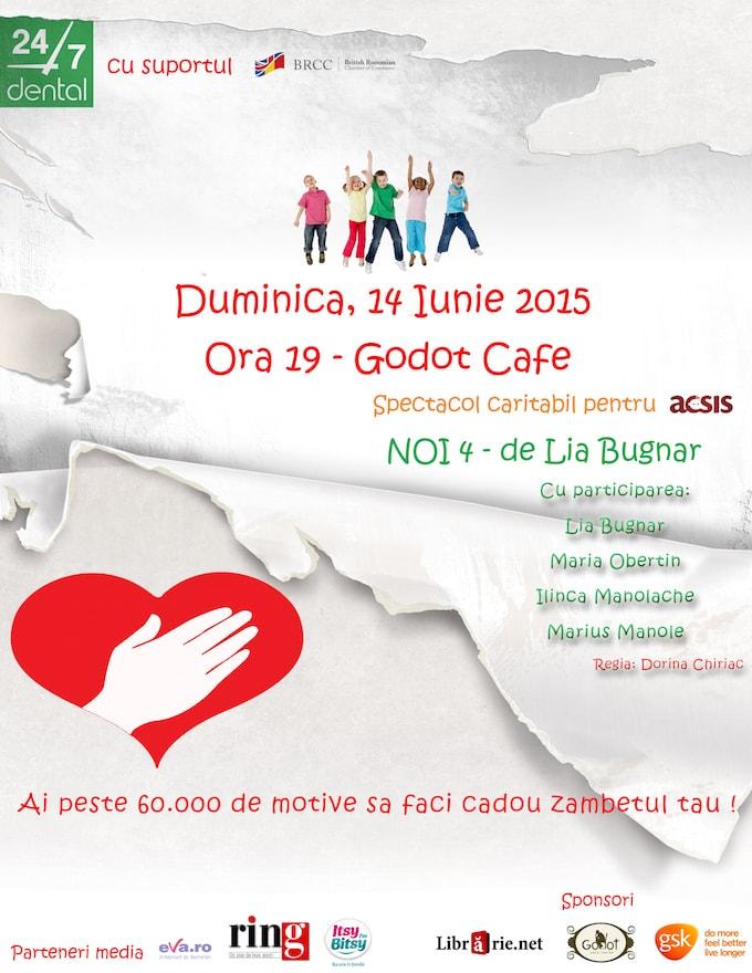 eveniment caritabil 14 iunie