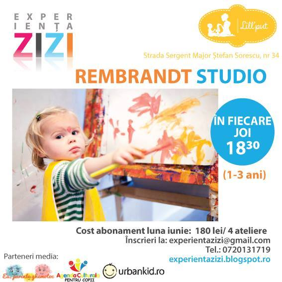 rembrand studio experienta zizi