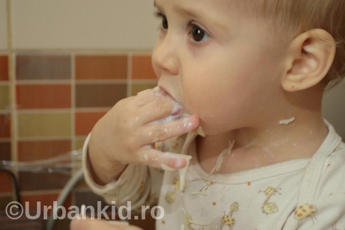 Copilul tău mănâncă? Partea întâi