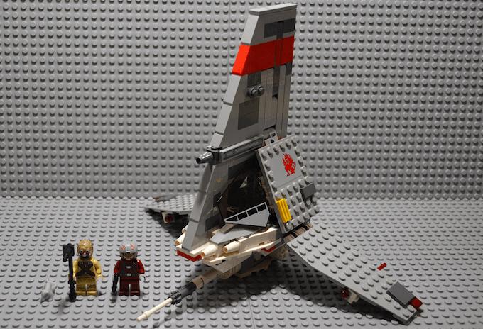 lego starwars skyhooper