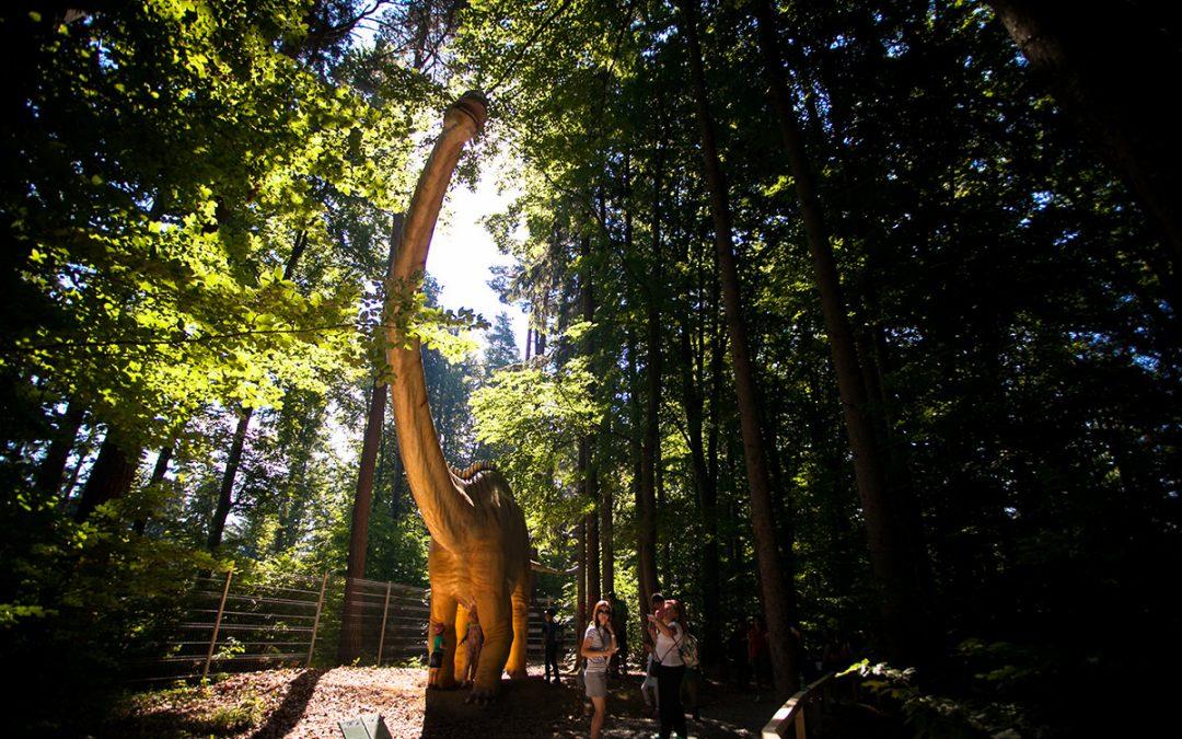 Dino Parc, destinația părinților și copiilor în săptămâna Școala Altfel