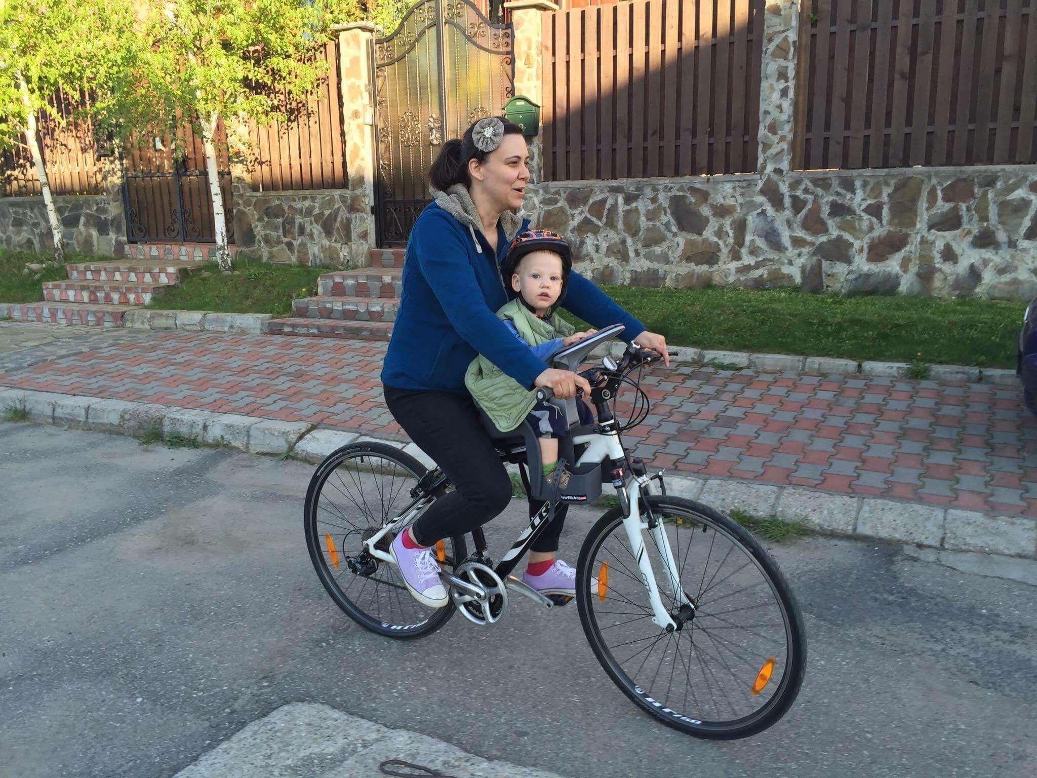 Cu toții pe biciclete – cu ajutorul WeeRide
