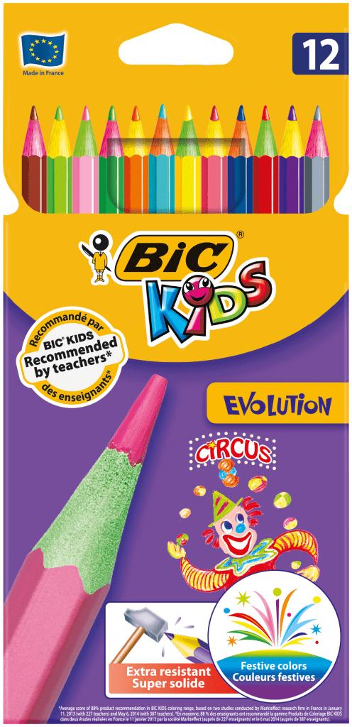 evolution-circus