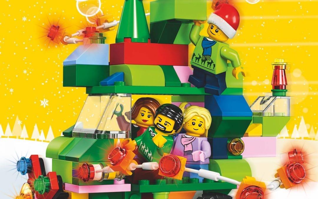 Auzi clopoțeii sunând? Vine Crăciunul! Pregătește-te cu cele mai frumoase seturi LEGO®!