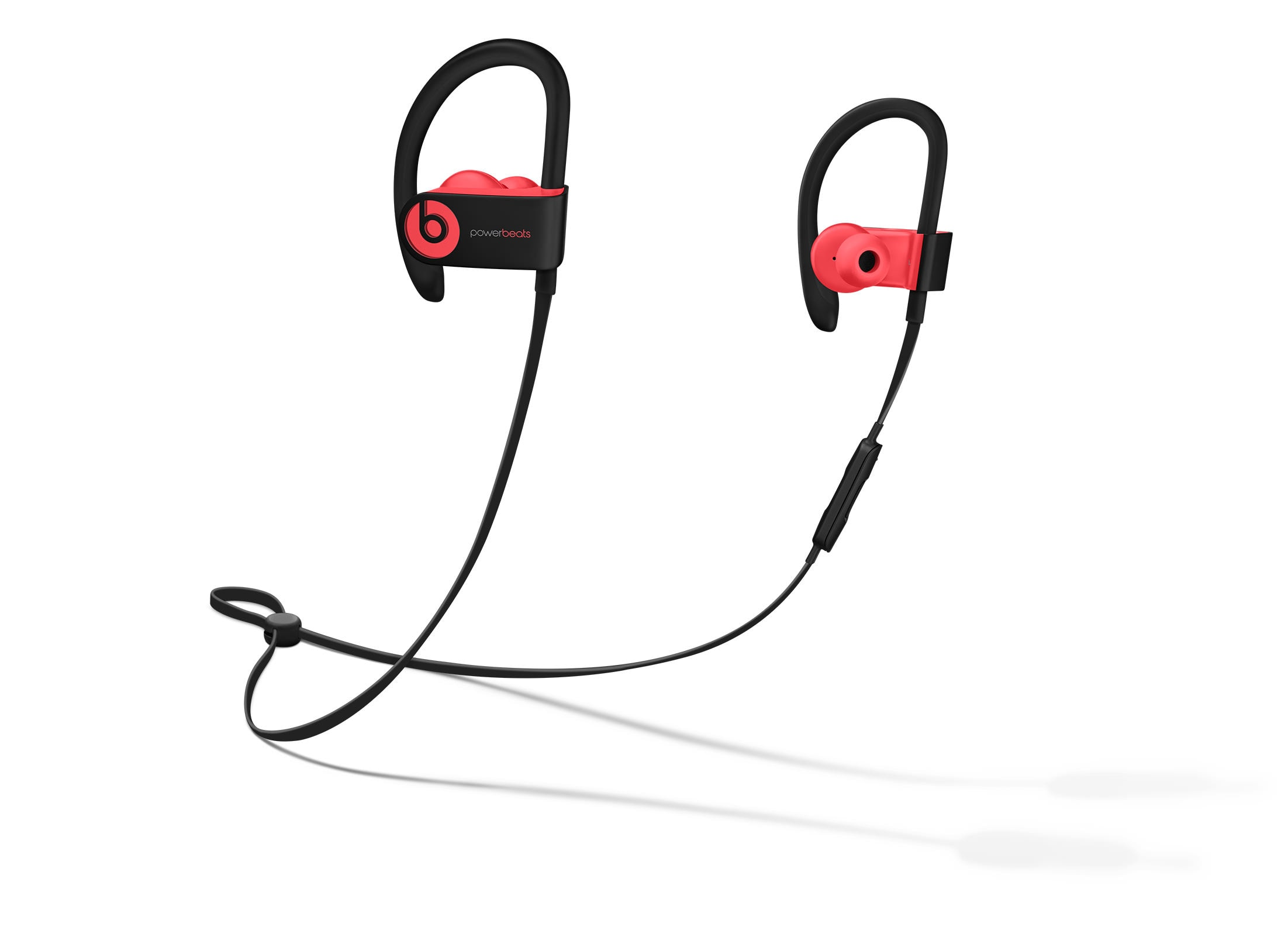 Powerbeats3 Wireless Earphones - Siren Red