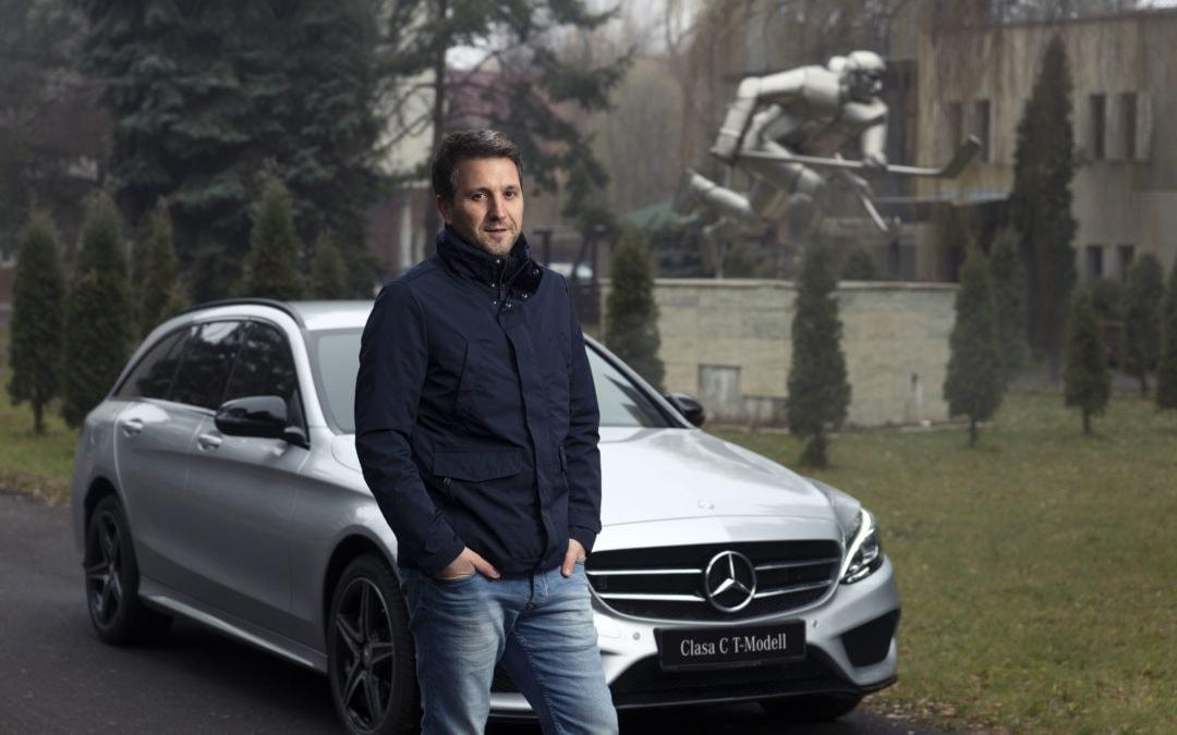 """Mercedes-Benz România te invită """"Pe urmele celor mai buni"""""""