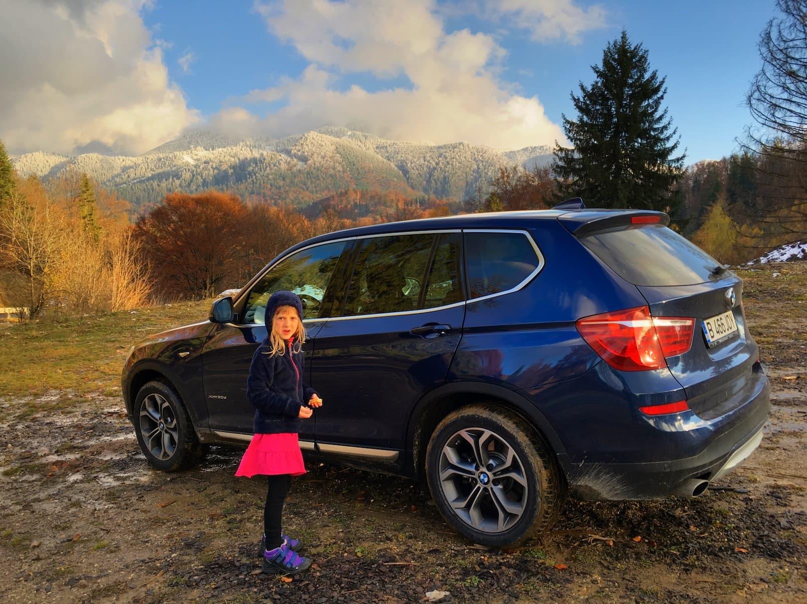 BMW X3 xDrive20d & Ioana