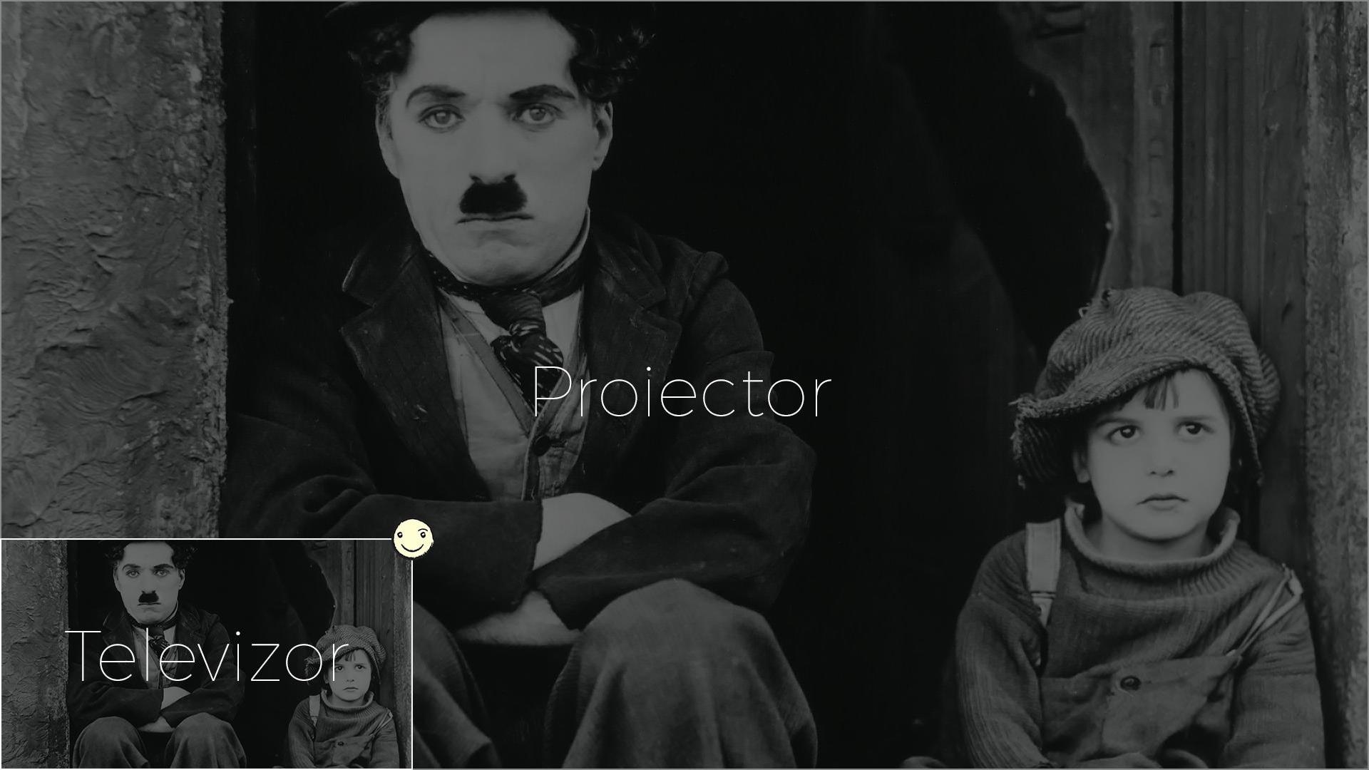 Proiector sau Televizor