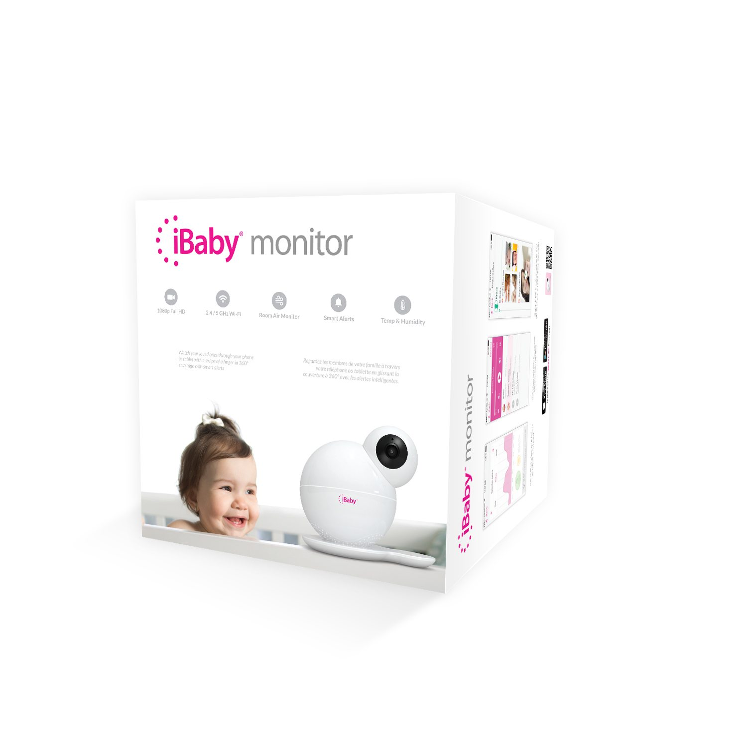 iBaby Monitor prin iCentre