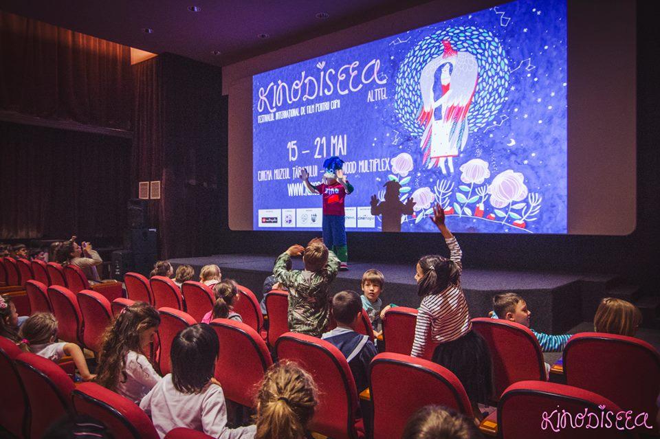 KINOdiseea Altfel, experimentul de educație cinematografică pentru copii din Școala Altfel, s-a încheiat