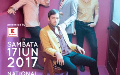 Pe 17 iunie mergem la Kings of Leon și LP – București Arena Națională