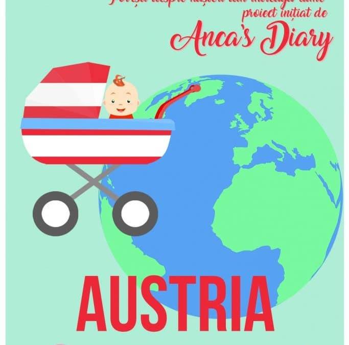 #BornAbroad – Povestea unei nașteri din Austria