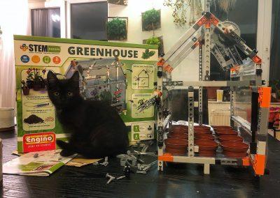 Engino Toys Greenhouse