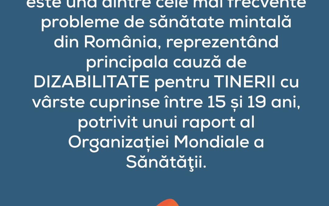 Prima linie telefonică națională de urgență exclusiv pentru tinerii din România 0800 070 YOU / 0800 070 968