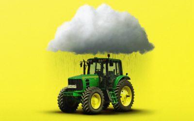 Atenție tătici! Tractorul John Deere este aici pentru cei mici dar și pentru noi 🤫