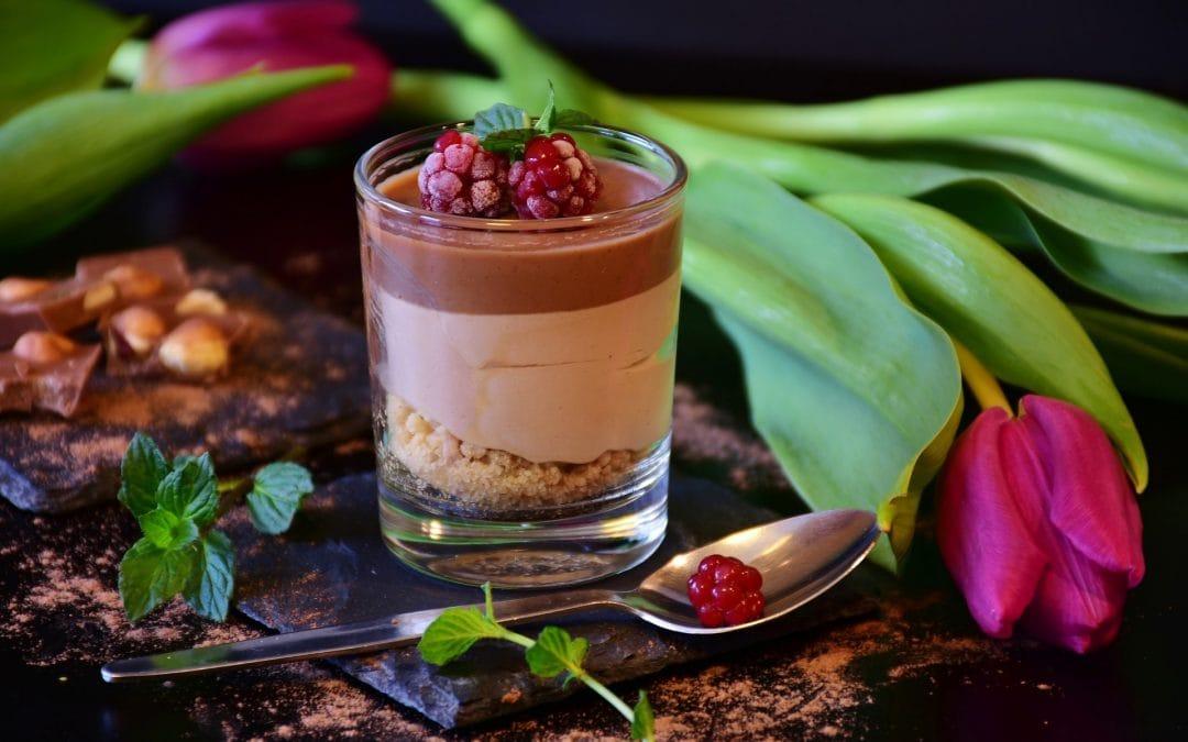 4 reţete rapide de deserturi sănătoase