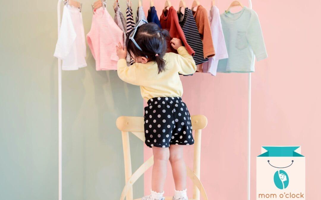 Articole esentiale pentru garderoba copilului tau in sezonul primavara-vara