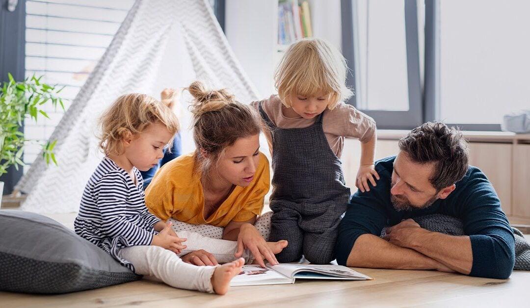 Cum ne putem petrece timpul liber acasă, în familie?