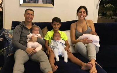 Cristiano Ronaldo și viața sa de familie