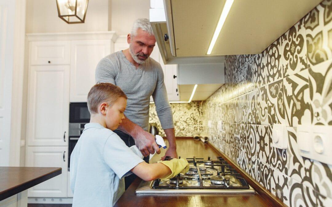 6 sfaturi pentru dezinfectarea locuinței